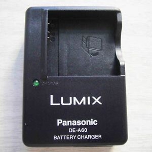 Battery Charger DE-A60 for Panasonic Lumix DMW-BCF10E DMC-FS12 DMC-FS15 DMC-FS25