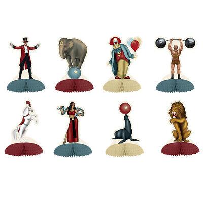 Vintage Circus Mini Centerpieces - Carnival Centerpieces