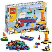 Lego Hafen