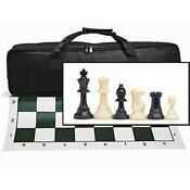 Tournament Chess Set Wood