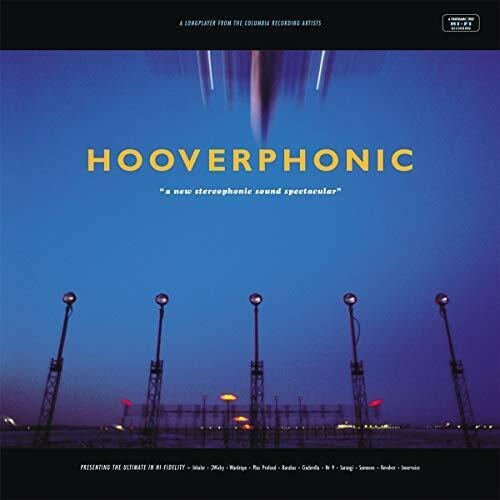Hooverphonic-A New Stereophonic Spectacular 25th(1LP Col) VINYL NEW