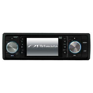 Radio d'auto ULTIMATE DVD301 (neuf)
