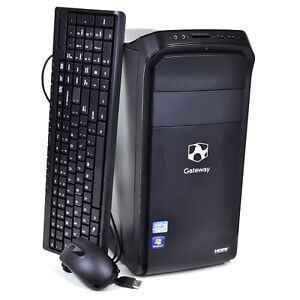 Full PC Package - Gateway DX4870-UR10P