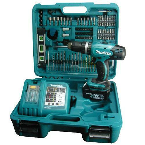 makita 18v combi drill ebay. Black Bedroom Furniture Sets. Home Design Ideas