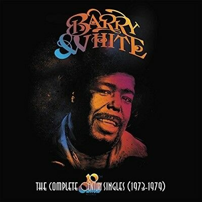 Barry White   Complete 20Th Century Records Singles  1973 1979   Cd New