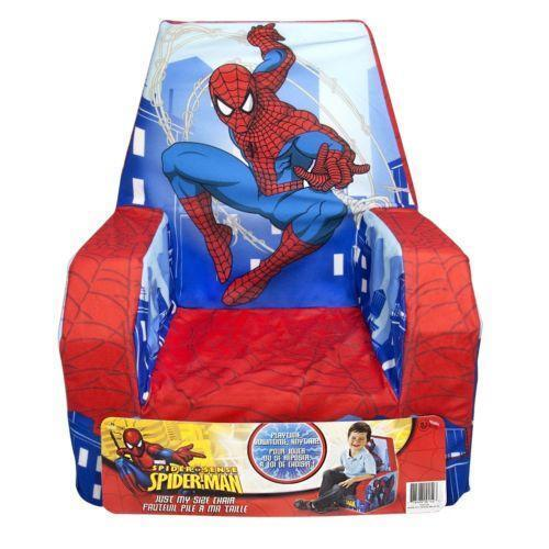 Spiderman Chair Ebay