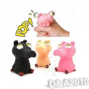 Novelty Creative Fun Reduce Pressure Relax Squeeze Pig Toy Stress Reliever