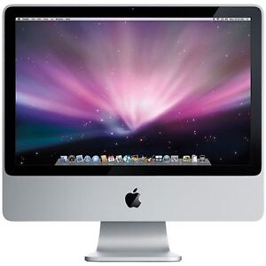 APPLE iMAC 20 INCH 320GB 3GB RAM WITH KEYBOARD AND MOUSE Cooranbong Lake Macquarie Area Preview