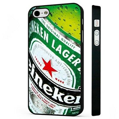 Beer Lager Alcohol Drink BLACK PHONE CASE COVER fits iPHONE Iphone Lager