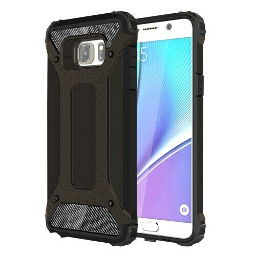Galaxy Note 5 / N920 Tough Armor TPU + PC Combination Case(Black)