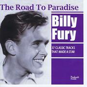 Billy Fury Records