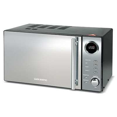 ROTEX - OLIMPIC DPE FORNO A MICROONDE DIGITALE OSCAR GRILL 25 LITRI 1400 W 5150