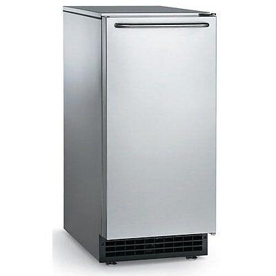 Scotsman Cu50ga-1 65lb Commercial Gourmet Cube Ice Machine W Gravity Drain