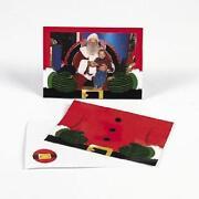 Photo Holder Christmas Cards