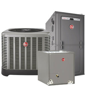 Furnace Air Conditioner Water Heater Humidifier- Finance-Rebates