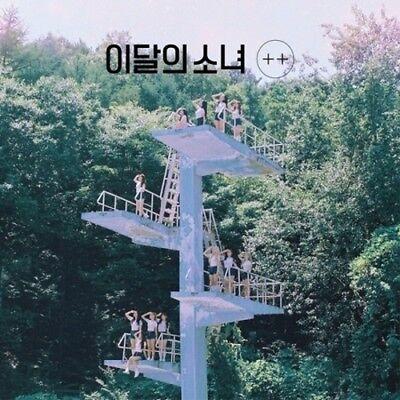 Monthly Girl-[+ +]Lead Mini Album Normal B CD+PhotoBook+Card+Gift Loona favOriTe