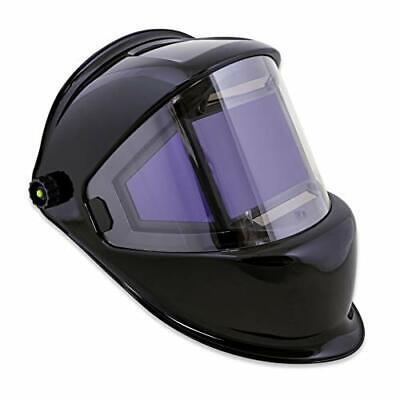 Tgr Digital Panoramic 180 View Solar Auto Darkening Welding Helmet - True Color