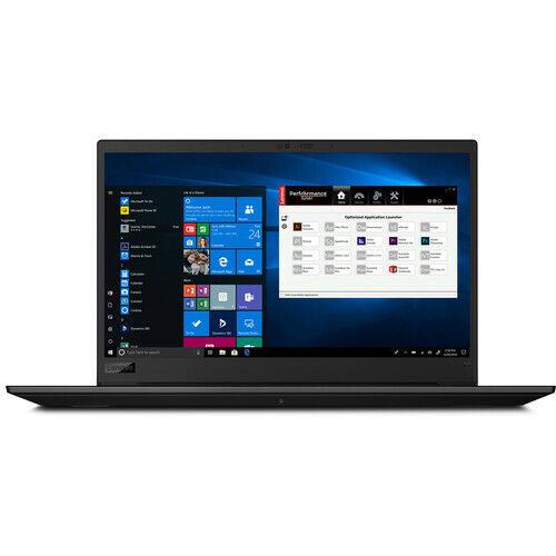 "Lenovo ThinkPad P1 Gen 2 20QT000YUS 15.6"" Mobile Workstation"