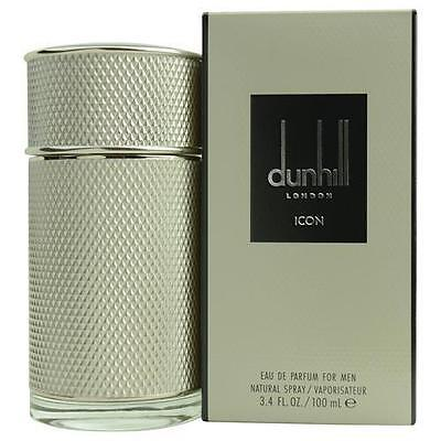 Dunhill Icon by Alfred Dunhill 3.4 oz EDP Cologne for Men New In Box