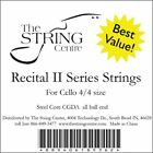 The String Centre String Instrument Strings