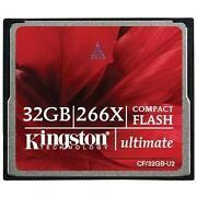Kingston 32GB Compact Flash