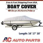16-17 Boat Cover