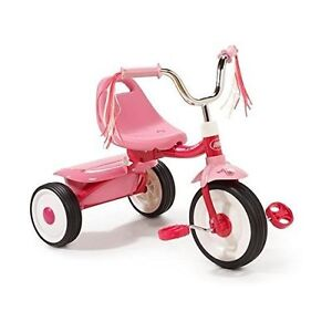 Radio Flyer Folding Tricycle Pink