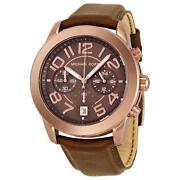Michael Kors Chocolate Watch