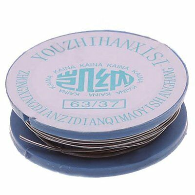 0.8mm Tin Le Rosin Core Flux Welding Iron Solder Soldering Wire Reel 1.7m N3