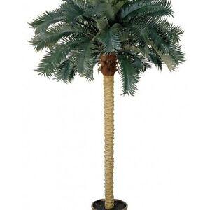 artificial outdoor palm tree ebay. Black Bedroom Furniture Sets. Home Design Ideas