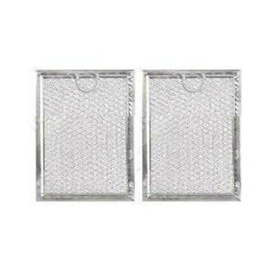 Aluminum Grease Microwave Oven Filters Compatible for Whirl