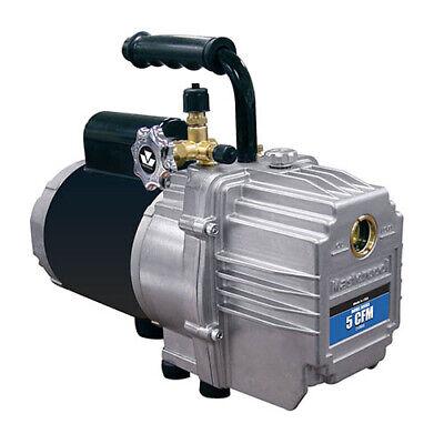 Mastercool 90065-j 5 Cfm100v5060hz2 Stage Vacuum Pump