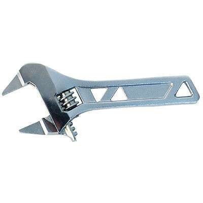 Smato New Super Thin Type Adjustable Wrench 120mm SM-AW6T Ultra Spanner ()