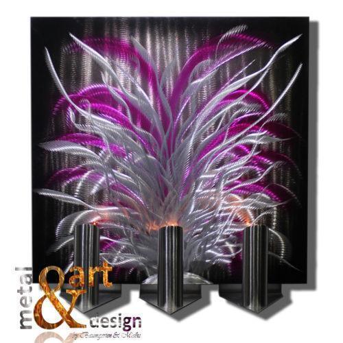 Partylite Kerzenständer Holz ~ Wandkerzenhalter Edelstahl Kerzenständer & Teelichthalter  eBay