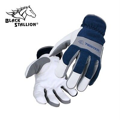 Black Stallion T50 Tigster Fr Tig Welding Glove Large