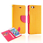 Yellow Wallet Case for iPhone 4