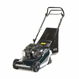 Hayter Spirit 41 Self Propelled Lawnmower with rollers