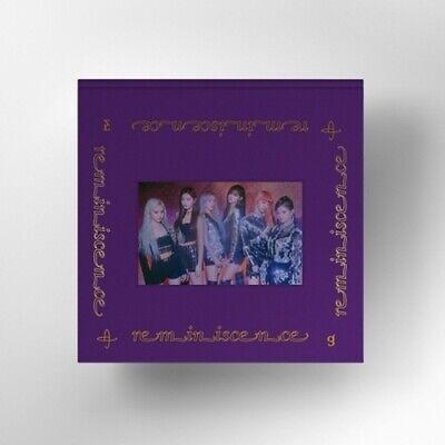 Everglow-[Reminiscence] 1st Mini Album CD+Poster+PhotoBook+Post+Card+Pre-Order