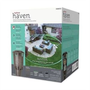 Haven Backyard Mosquito Repellent System 4 Pack ($299 retail)
