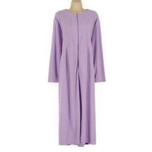 Zip Dressing Gown Nightwear Ebay