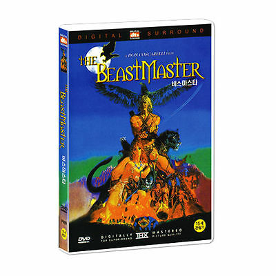 The BeastMaster (1982) Marc Singer, Tanya Roberts DVD *NEW