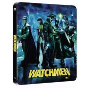 Watchmen Blu Ray