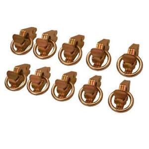 2000lb E-track rings (10)
