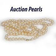 Opera Pearl Necklace