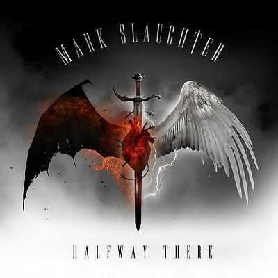 Mark Slaughter   Halfway There  New Cd