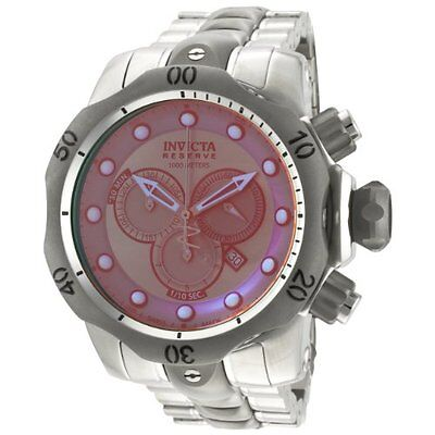Invicta 0967 Reserve Chronograph Stainless