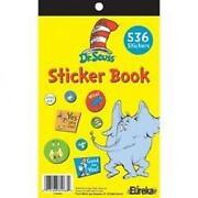 Dr Seuss Stickers