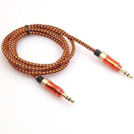 3.5mm Auxiliary Audio Cable 1.5m