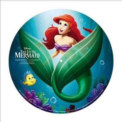 VARIOUS ARTISTS - THE LITTLE MERMAID NEW VINYL RECORD (Little Mermaid Recorder)