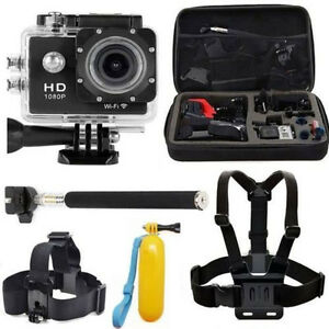 TingKam WIFI 1080P DV Sports H3 Action Sports camera Ultra HD 4K Video Camera